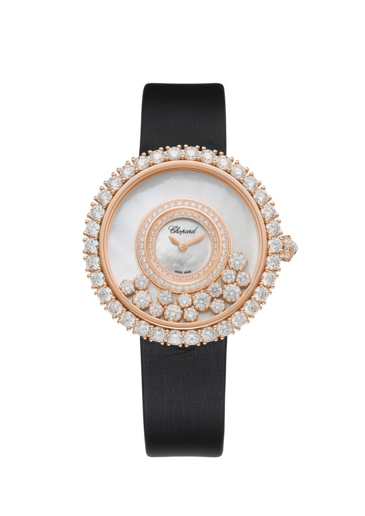 replica watches Happy Diamonds