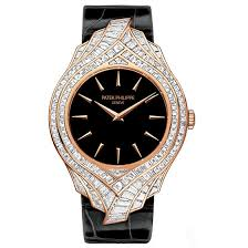 replica watch of Patek Philippe Calatrava Haute Joaillerie