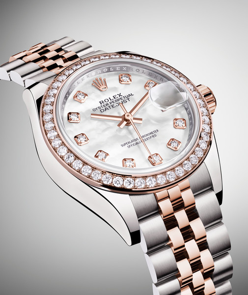 Replica watch of Rolex Oyster Perpetual Lady-Datejust 28