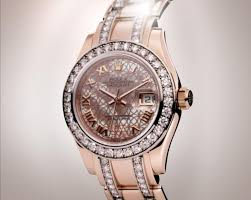 replicia watch of rolex-lady-datejust-pearlmaster-1