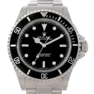 replica Luxury Rolex Submariner 116610LN
