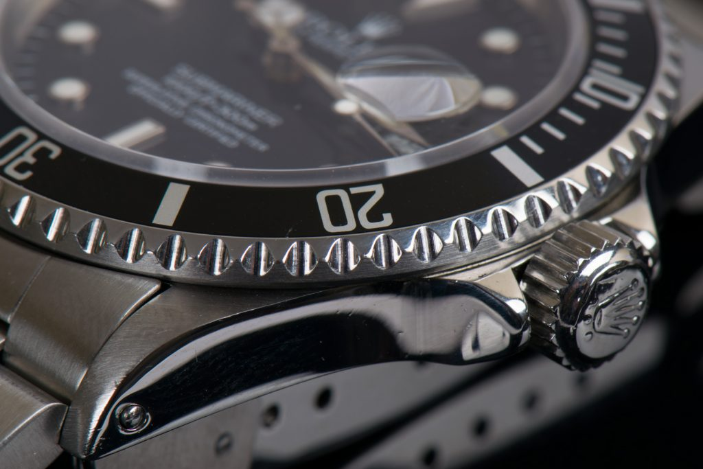 Rolex Submariner Black Bezel