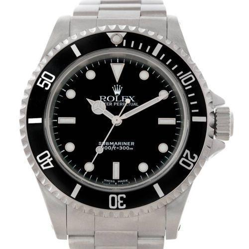 Luxury Rolex Submariner 116610LN