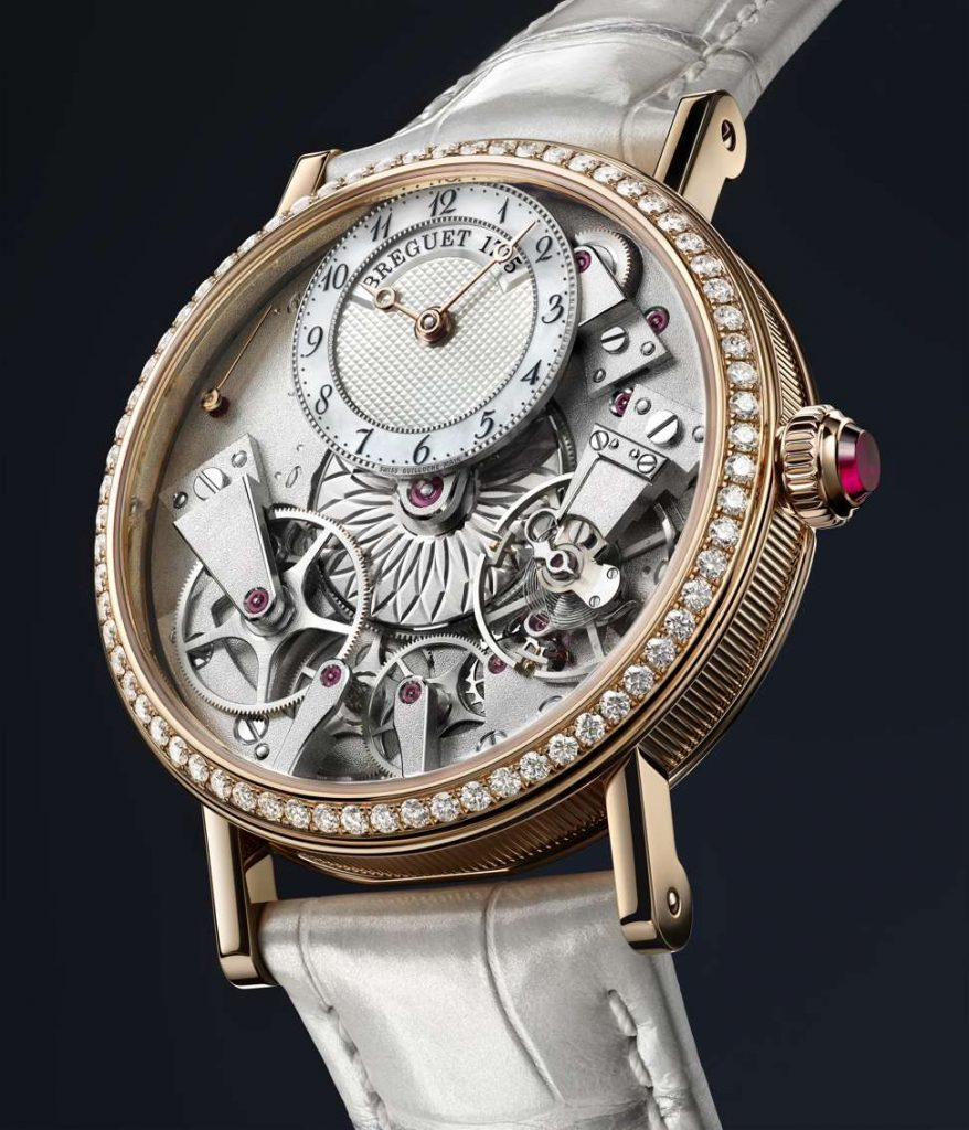 Breguet's Tradition Dame 7038