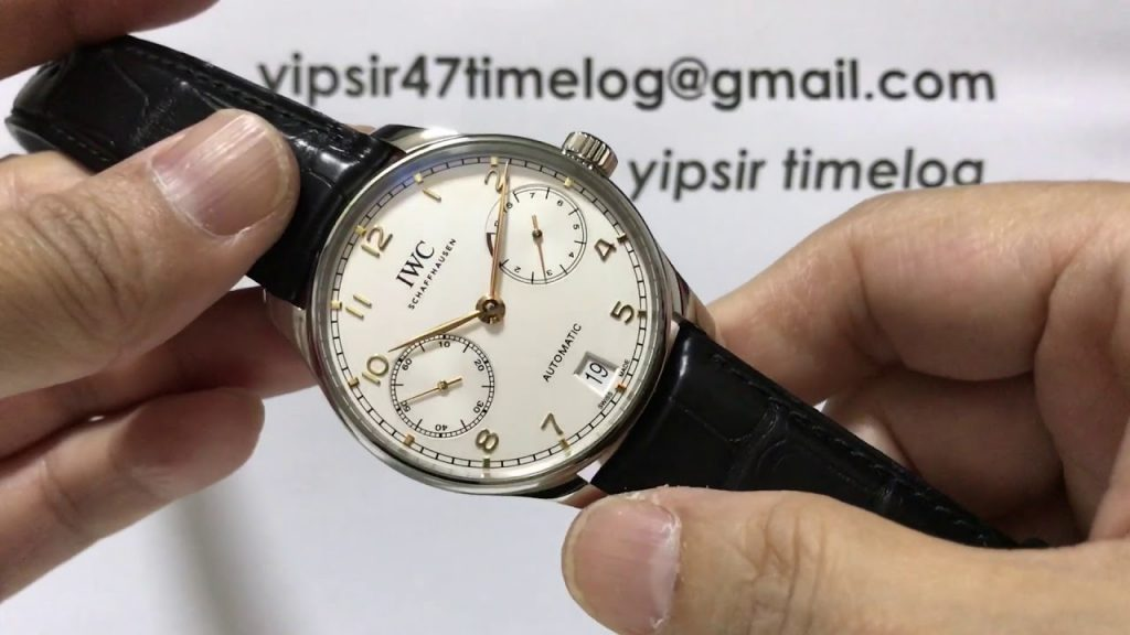 replica IWC watch