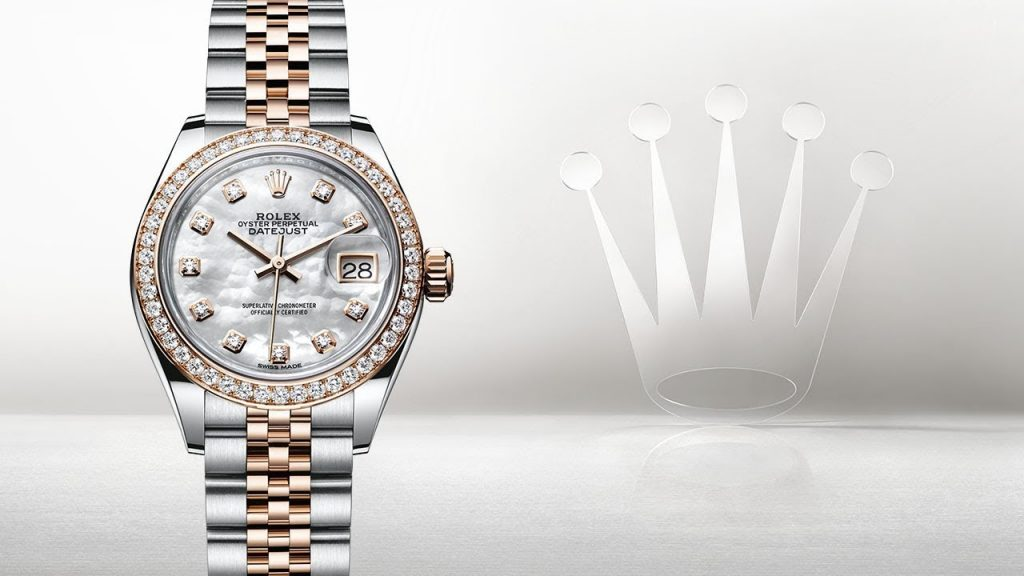 Replica ROLEX LADY-DATEJUS