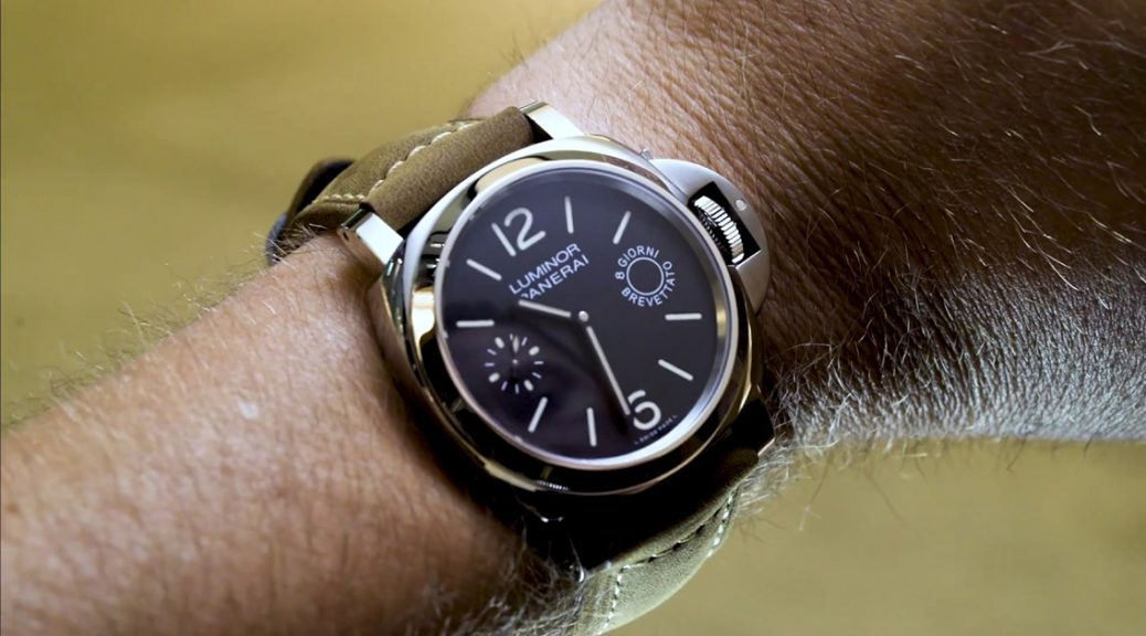 Replica-Panerai-Luminor-Marina-8-Days