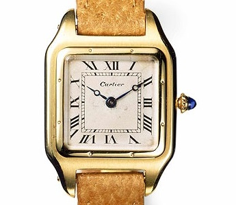 Replica Respectable Watches Cartier first Watch