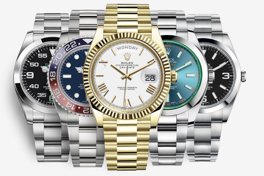Replica Respectable Watches Rolex Design style