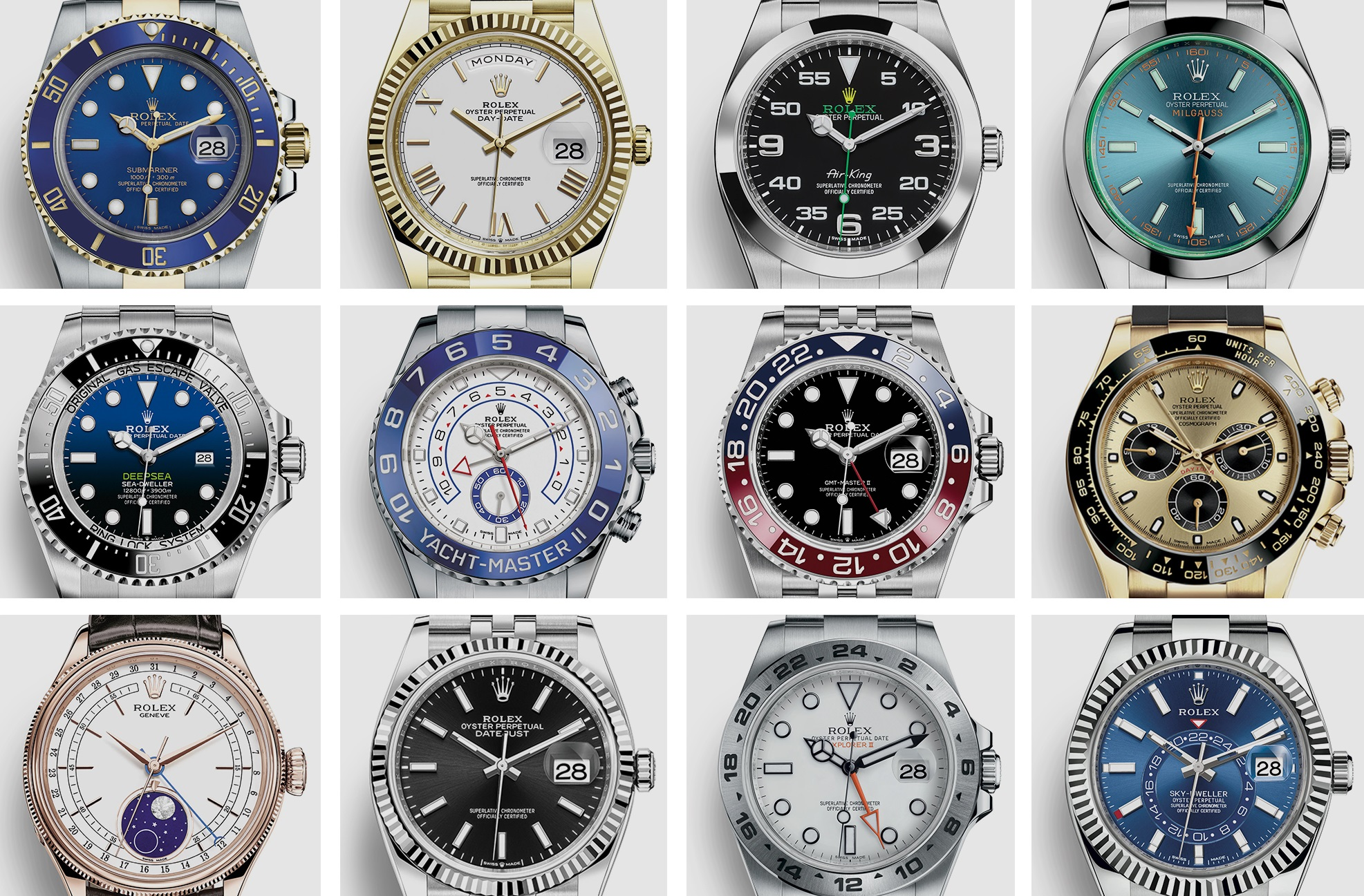 Replica Respectable Watches Rolex