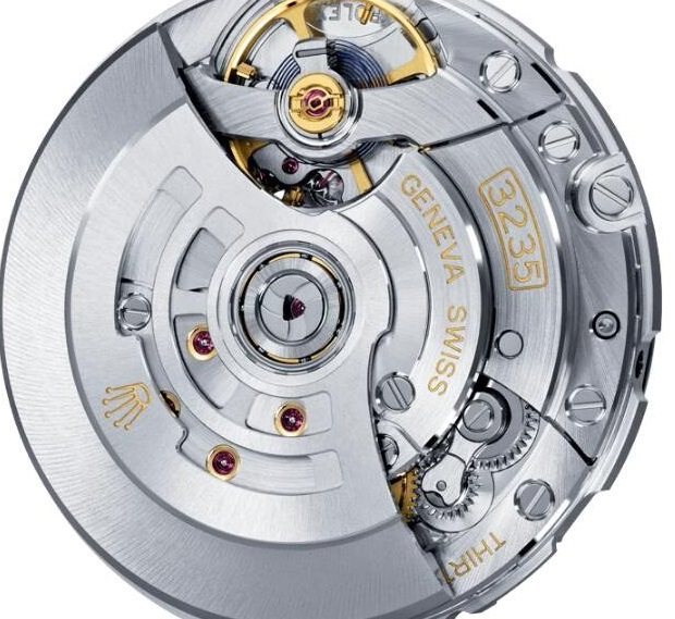 replica Rolex 3235 Movement