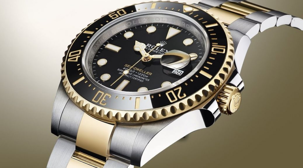 Replica Watches Rolex Sea-Dweller 126603