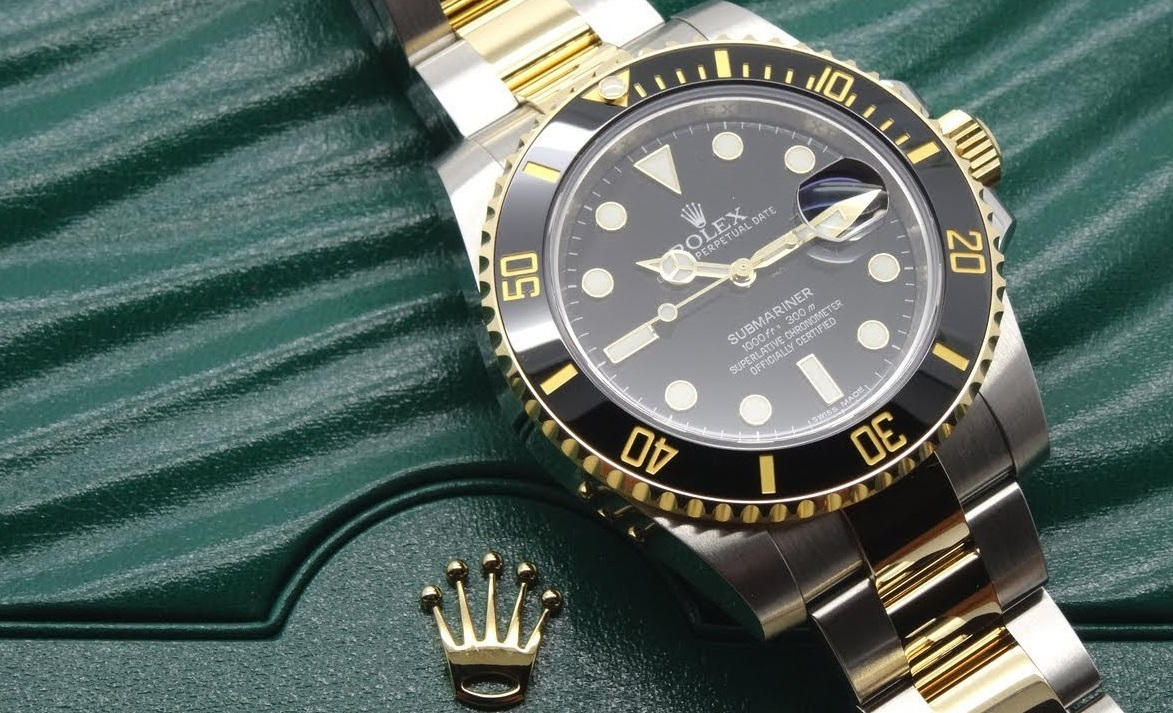 Replica Watches Rolex Submariner 116613LN