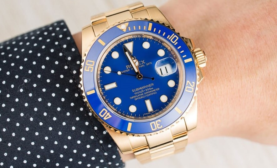 Rolex Submariner 116619LB Replica