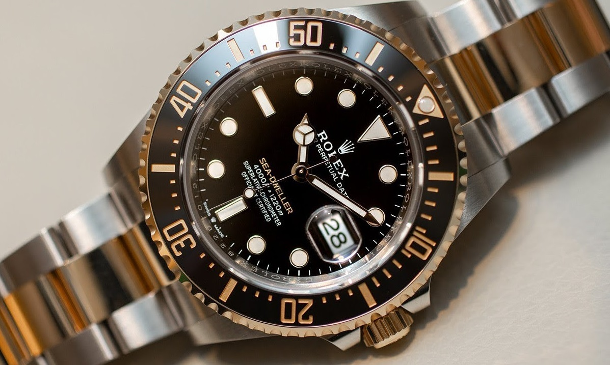 Watches Rolex Replica Sea-Dweller 126603