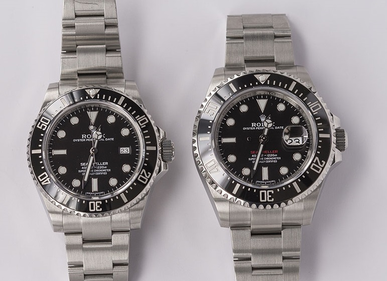 Rolex Sea-Dweller 116600 & 126600 replica