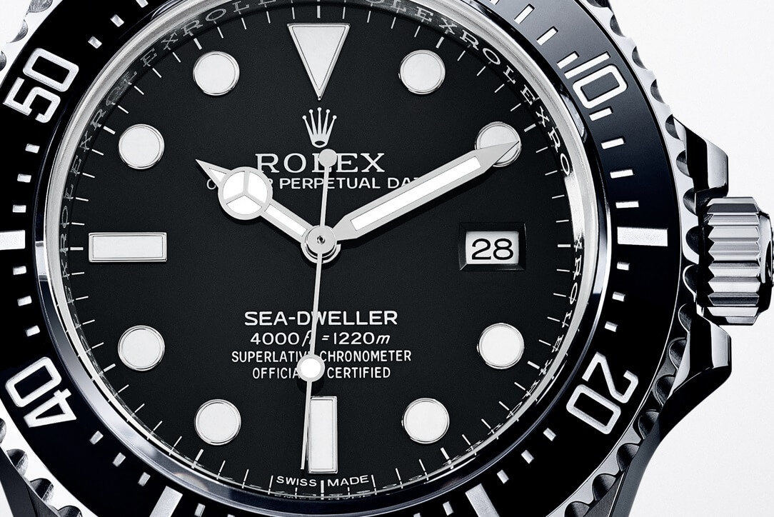 replica Rolex Sea-Dweller 116600