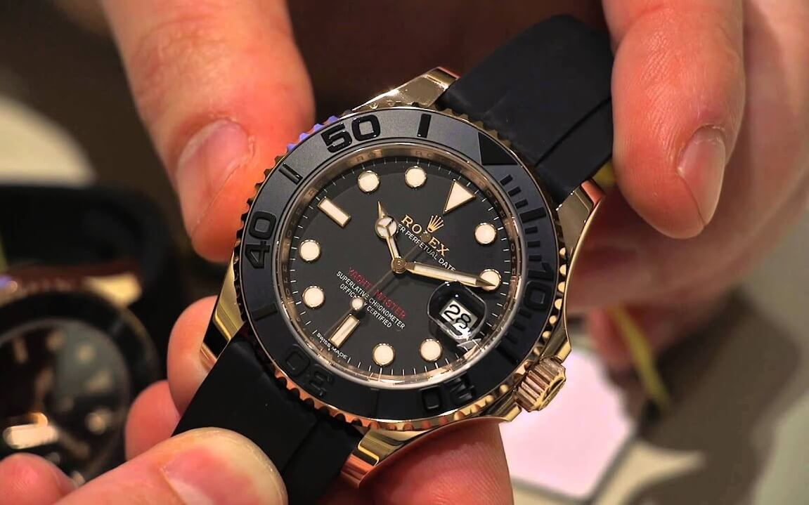 Rolex Yacht-Master 268655 37MM replica