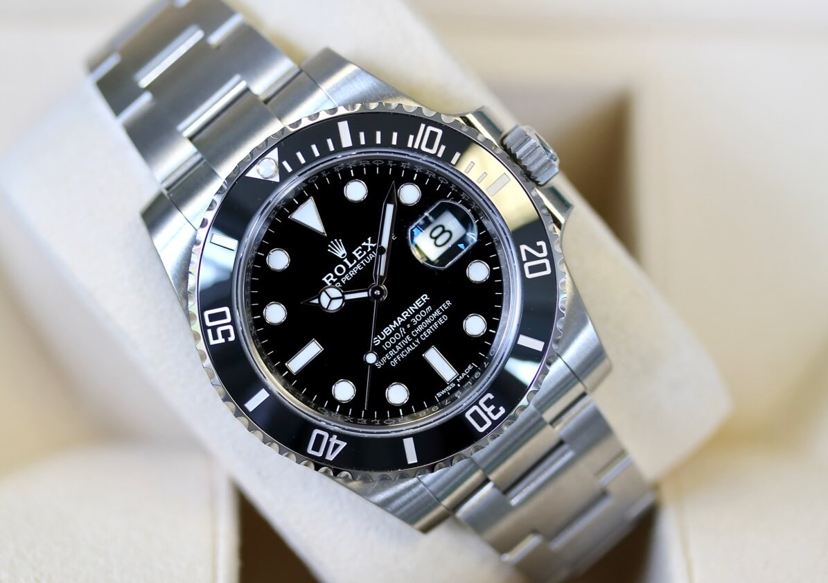 Rolex replica Submariner 116610LN watch