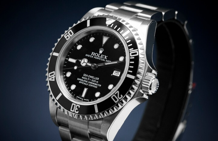 Rolex Fake Sea-Dweller 16600