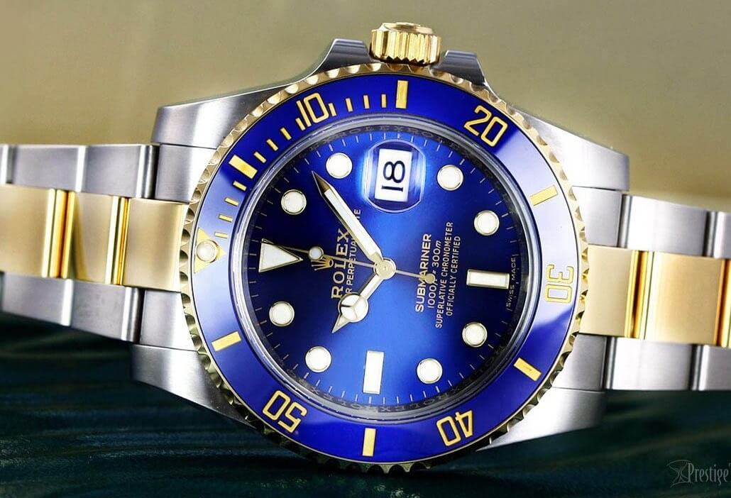 Rolex Submariner Fake 116613LB