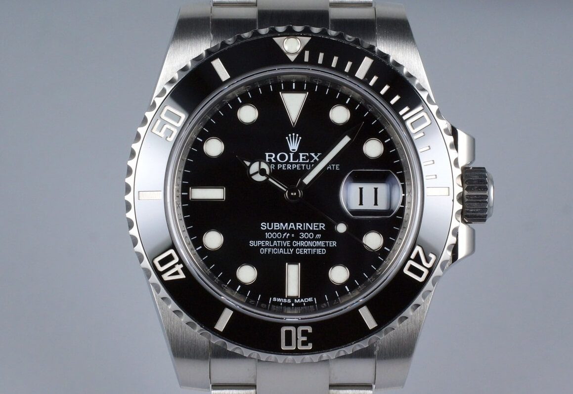 Rolex Submariner replica 116610