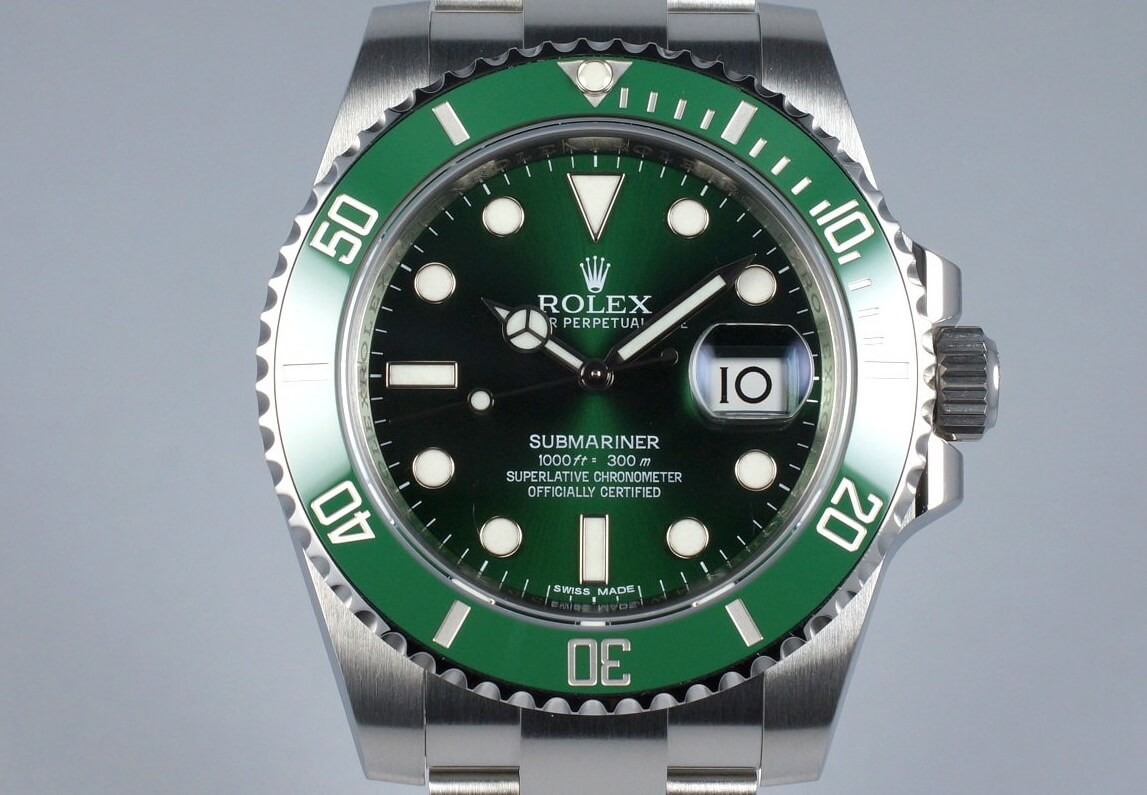 Rolex Submariner replica 116610V