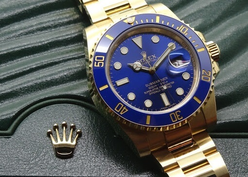 Rolex Submariner replica 116618