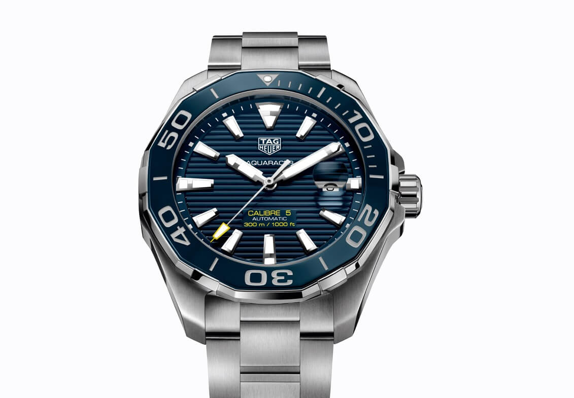 TAG Heuer Aquaracer Calibre 5 43 replica watches