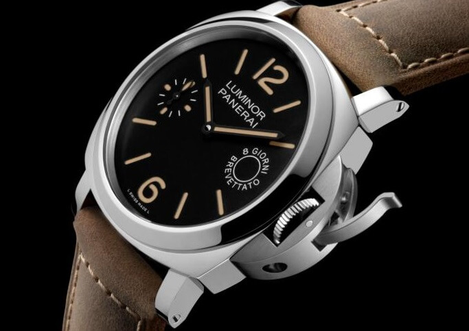 Panerai replica Luminor 8 Days PAM00590