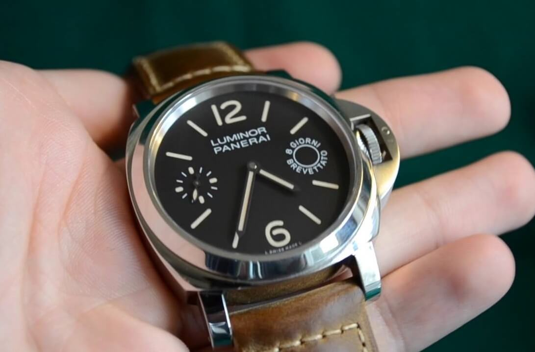 replica Panerai Luminor 8 Days PAM00590
