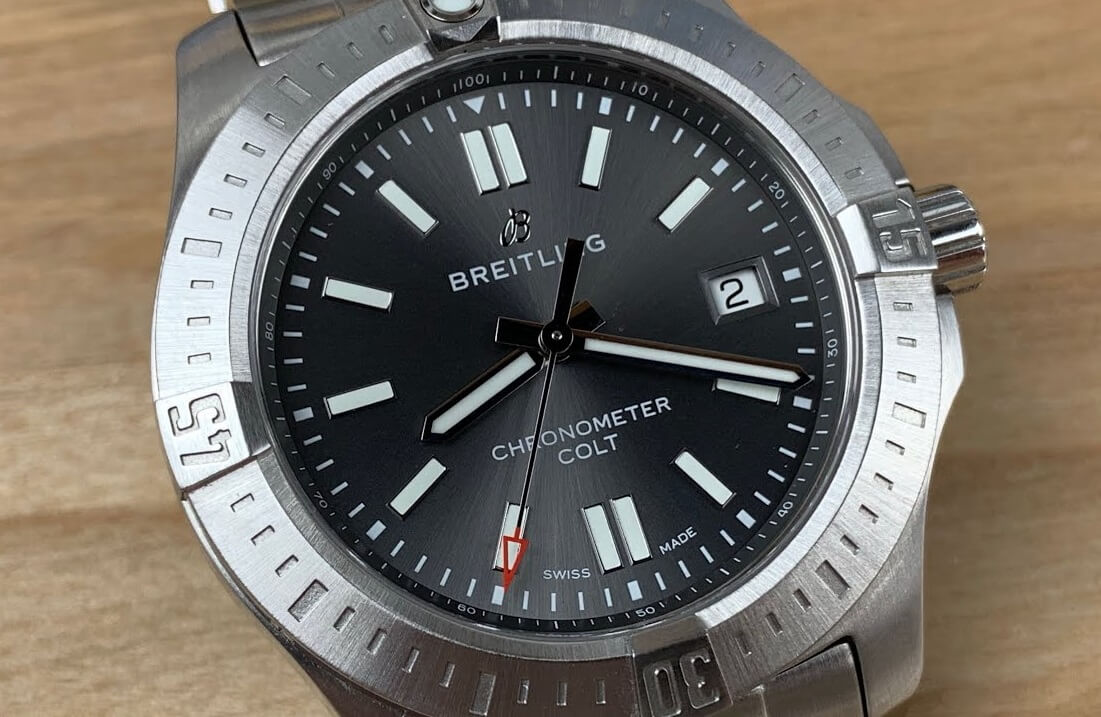 Entry-Level Luxury fake Breitling Colt