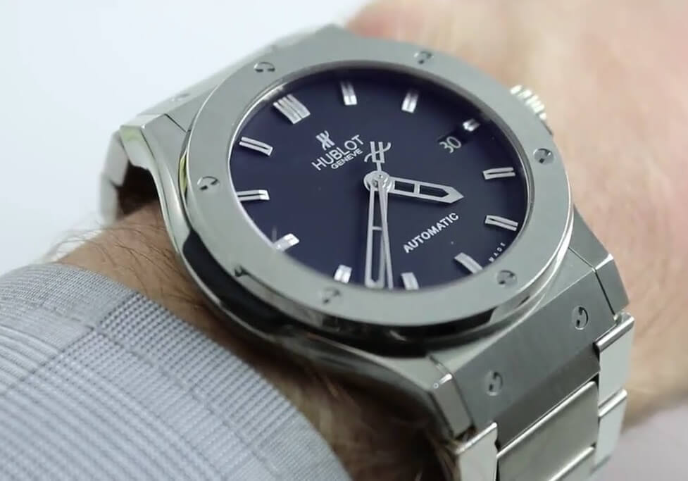 Entry-Level Luxury fake Hublot Classic Fusion