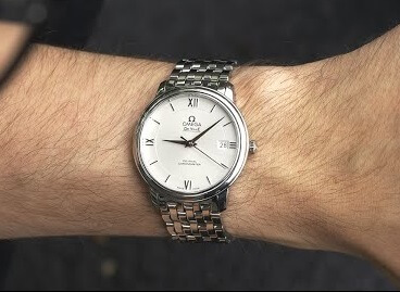 Entry-Level Luxury fake Omega De Ville