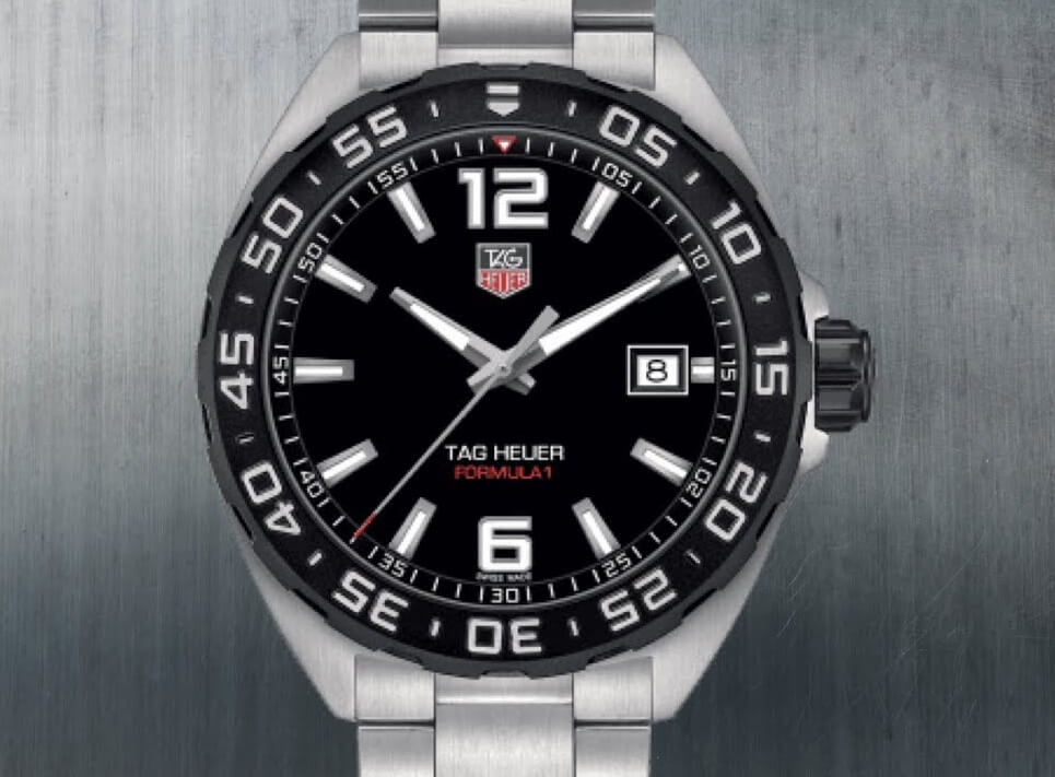 Entry-Level Luxury fake TAG Heuer Formula 1